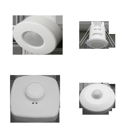 Imagem para a categoria Detetores  de movimento