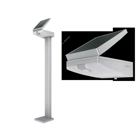 Imagem para a categoria Aplique Solar com Sensor