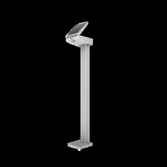 Imagem de APLIQUE LED SOLAR iMSL Solar Jupiter Silver - 072051